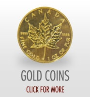 Royal Canadian Mint - 1oz Gold Maple Leaf