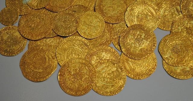 gold coins museum thaler
